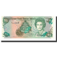Îles Caïmans, 5 Dollars, 1998, KM:22a, NEUF - Iles Cayman