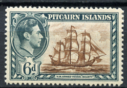 1949 - PITCAIRN INSLANDS - Catg. Mi. 7 - LH/NH - (CW2427.03) - Francobolli