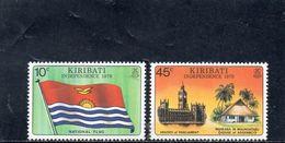 KIRIBATI 1979 ** - Kiribati (1979-...)