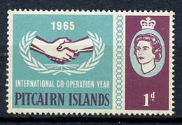 1965 - PITCAIRN INSLANDS - Catg. Mi. 54 - LH - (CW2427.04) - Pitcairn