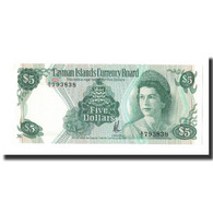 Îles Caïmans, 5 Dollars, L.1974, KM:6a, NEUF - Kaimaninseln