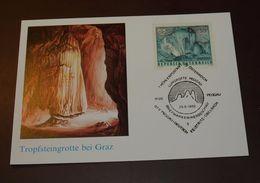 Cover Brief  SOS Kinderdorf Höle Grotte  Graz  #cover3739 - Geologia