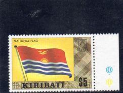 KIRIBATI 1980 ** FILIGRANE A - Kiribati (1979-...)