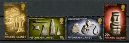 1969 - PITCAIRN INSLANDS - Catg. Mi. 119/122 - NH - (CW2427.04) - Pitcairn