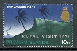1970 - PITCAIRN INSLANDS - Catg. Mi. 118 - NH - (CW2427.08) - Pitcairn