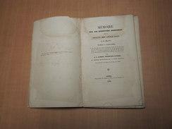 Ieper - Ypres / Mémoire Sur Les Questions Proposées Pa La Société Des Antquaires De La Morinie Sur Les Halles - Livres, BD, Revues
