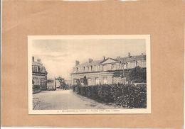 BELLEGARDE Du LOIRET  - 45 - Pavillon XVIIème Siècle - Chateau - BERG - - Autres Communes