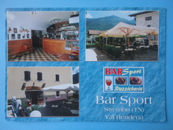 Bar Sport - Strembo - Val Rendena - Trento - Interno - Esterno - Caffé