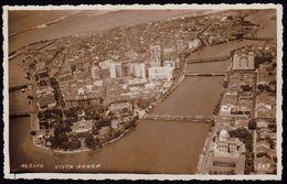 OLD PHOTO CARD BRASIL - ** RECIFE - VISTA AREA ** BRESIL - Recife