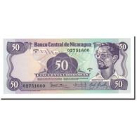 Nicaragua, 50 Cordobas, L.1984, KM:140, NEUF - Nicaragua