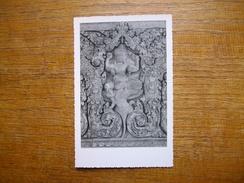 Carte Assez Rare , Phnon Penh , Musée National , Détail Du Linteau , Vishnu Sur Garuda - Cambodia