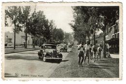 Bukavu - Avenue Royale - Très Animée - Old Timers - Circulée En 1948 - Edit. Crédit Foncier African C.4 - 2 Scans - Ruanda-Urundi