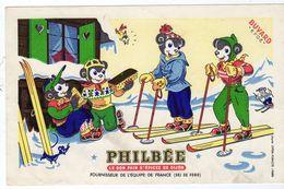Sept17  79061     Buvard   Pain D'épice De Dijon   Philbée - Gingerbread