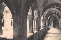 25 - Montbenoit - Le Cloître Dans L'Abbaye - Autres Communes