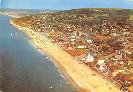 France Blonville S/Mer Calvados Playa Beach Aerial View - Unclassified