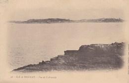 CPA Ile De Bréhat, Vue De L'Arcouest (pk37943) - Ile De Bréhat
