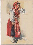 PORTUGAL- Costumes De Viana Do Castelo (Assinado Por Alberto Souza). - Costumi