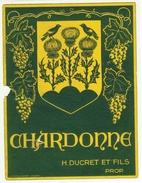 Rare // Chardonne, H.Ducret & Fils, Vaud // Suisse - Etiquettes