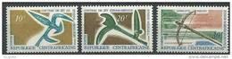 "Centrafrique YT 109 à 111 "" Armes Indigènes "" 1968 Neuf** - Central African Republic"