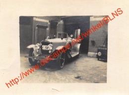 Voiture - Photo 5.5x7cm - Automobiles