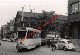 Tram 9050 - Photo 13x9cm - Chemin De Fer