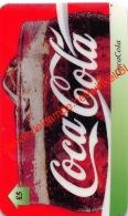 Coca-Cola £5 UK Telecard - Autres