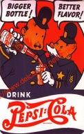 Drink Pepsi-Cola Telecard Zambia Telecom - Autres