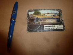 1959-60  ARONDE SIMCA  ----> Catalogue 1959-1960 Encore Des Deluxe 6 1300 Et La Nouvelle P60 - Voitures