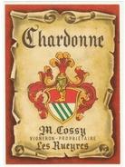 Rare // Chardonne,les Rueyres, M.Cossy Vaud // Suisse - Etiquettes
