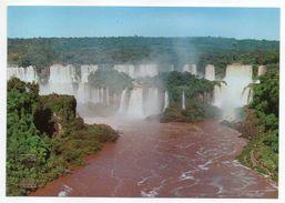Brésil--Parana--FOS DO IGUACU---Cataratas - Brésil