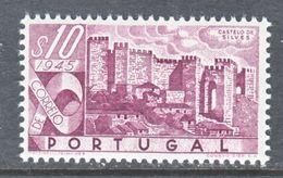 PORTUGAL  662   *  CASTLE - 1910-... Republic