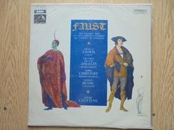 Disque Vinyle 33 Tours FAUST Opéra De Gounod - Oper & Operette