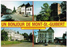 La Grand' Place - La Maison Communale - Le Château Et La Tour De Bierbais - Mont-Saint-Guibert