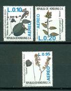 Honduras Scott #C755-757 MNH Flora - Honduras