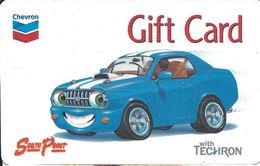 South Point Casino - Las Vegas, NV - Chevron Gas Gift Card (No Cash Value Left) - Gift Cards