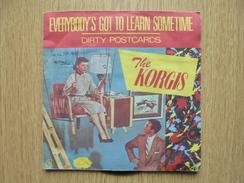Disque Vinyle 45 Tours THE KORGIS Everybody's Got To Learn Sometime - Rock