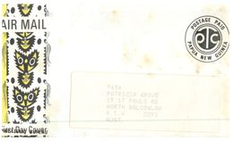 (104) Papau New Guinea FDC Cover - Papouasie-Nouvelle-Guinée