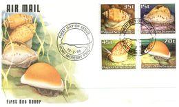 (104) Papau New Guinea FDC Cover - - Papouasie-Nouvelle-Guinée
