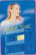 Télécarte Lituanie °° 49-Paska Tevans - Verso Des Indicatifs - Lituanie