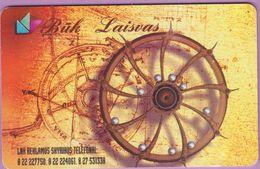 Télécarte Lituanie °° 50-Büh Laisvas-2254 - Lituanie