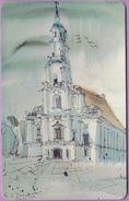 Télécarte Lituanie °° 58-église – 2071 - Lituanie
