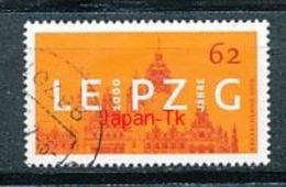 GERMANY Mi.Nr. 3164 1000 Jahre Leipzig - Used - Gebraucht