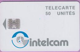 Télécarte Cameroun °° 9-Intelcalm 50 Unités-Sc7-7320-flèche 23 Mm - Cameroon