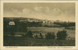 AK Eltville Eichberg, Landes Heil- Und Pfelgeanstalt, Ca. 1910er Jahre (15361) - Eltville
