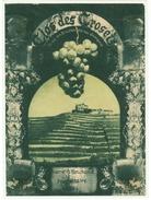 Rare //  Vevey, Clos Des Crosets, Hoirie A.Panchaud, Vevey, Vaud // Suisse - Etiquettes
