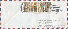 USA 1999 North Jersey Fishing Bait Flies Booklet Pane Cover - Verenigde Staten