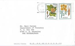 USA 1998 Fox Valley Poplar Paloverde Tree Cover - United States