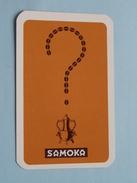 SAMOKA ( Croix 36 Klaver ) / ( Zie Foto´s Voor En Achter ) !! - Playing Cards (classic)