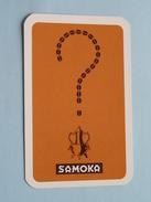 SAMOKA ( Ancre 35 Schoppen ) / ( Zie Foto´s Voor En Achter ) !! - Playing Cards (classic)