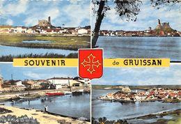 11-GRUISSAN - MULTIVUES - France